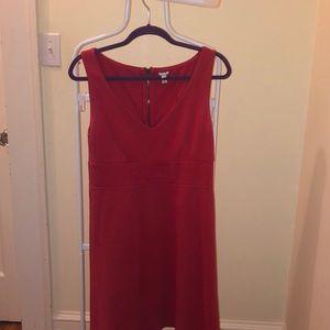 Pink J.Crew dress